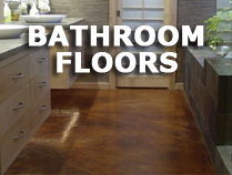 bathroom floor